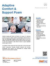 adaptive-viscoelastic-foam-sales-sheet