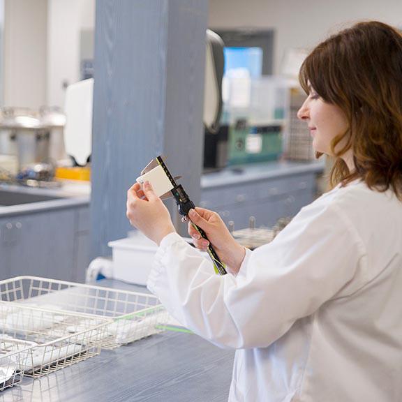 P3T lab image Polyurethane Physical Property Testing Laboratory