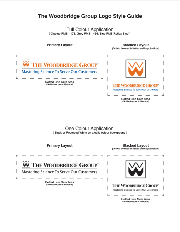 The Woodbridge Group Logo Style Guide