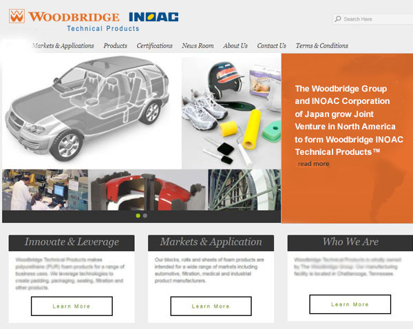 Woodbridge Technical Products - The Woodbridge Group
