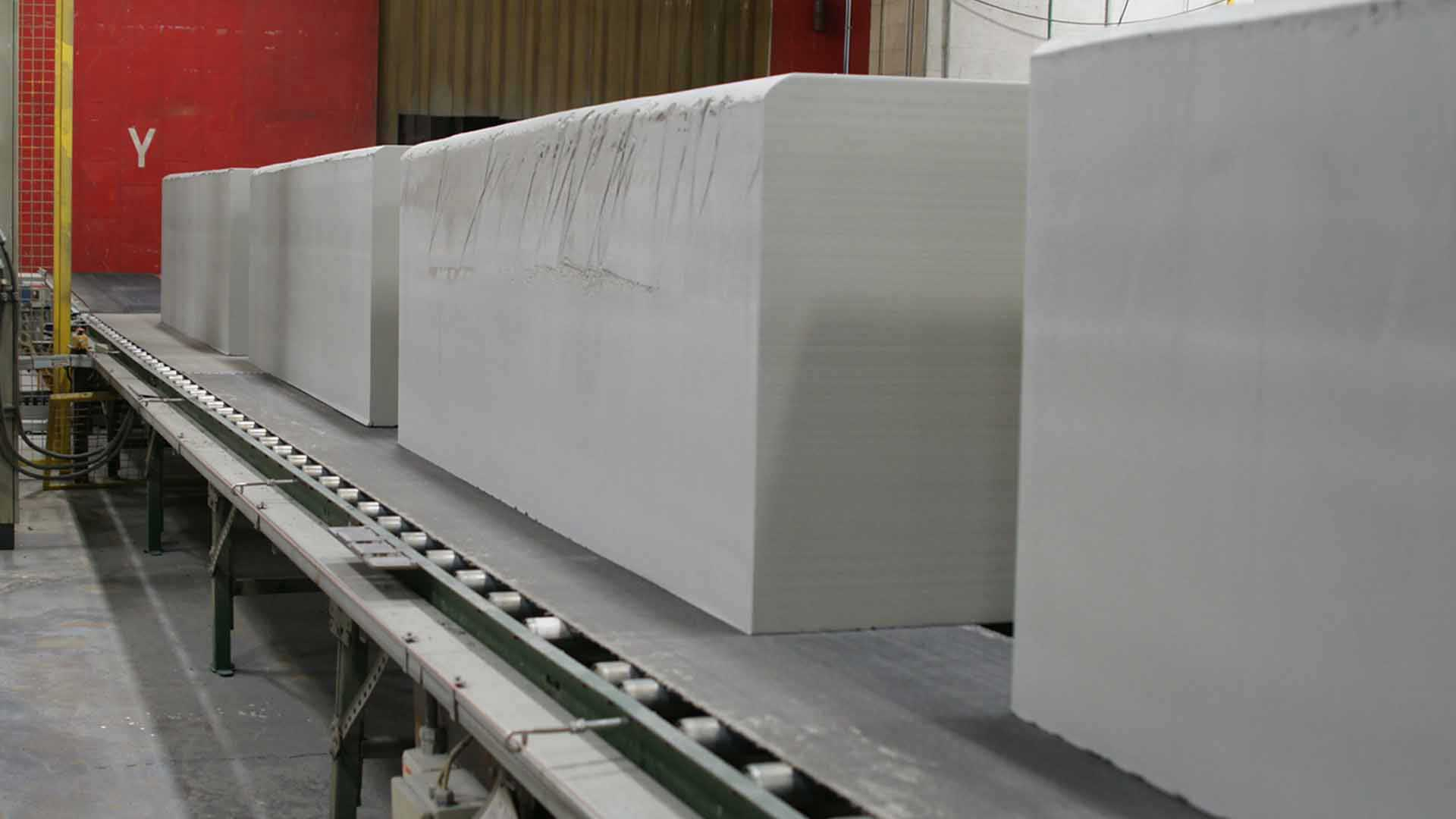 foam-block-preparation